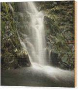 Madison Falls 2 Wood Print