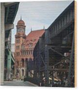 Main Street Station - Richmond Va Wood Print