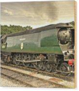 Manston At Norden  Wood Print