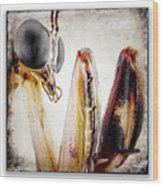 Mantis 11 Wood Print
