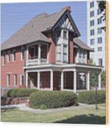Margaret Mitchell House In Atlanta Georgia Wood Print