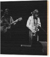 Marshall Tucker Winterland 1975 #32 Wood Print