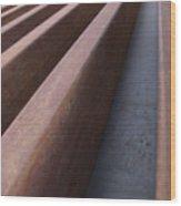 MCA Wood Print