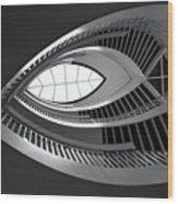 Mca Staircase Wood Print