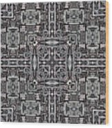 Mechanismadness Wood Print