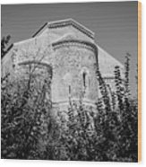 Medieval Abbey - Fossacesia - Italy 6 Wood Print