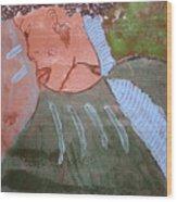 Michelle - Tile Wood Print