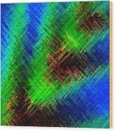 Micro Linear 7 Wood Print
