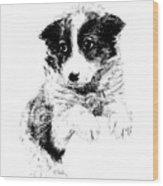 Miss Maggie Wood Print