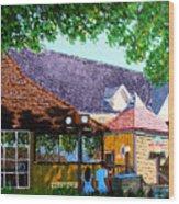Nashville 3 06 Wood Print