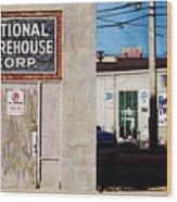 National Warehouse Corp Wood Print