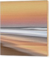 Nauset Beach 5 Wood Print