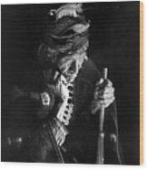 Navajo Man, C1915 Wood Print