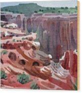 Navajo Spirit Wood Print