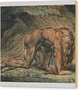 Nebuchadnezzar Wood Print