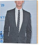 Neil Patrick Harris At Arrivals For The Wood Print by Everett