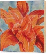 Nella Fantisia Wood Print