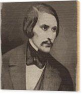 Nikolai Gogol Wood Print