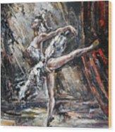 Odette Wood Print