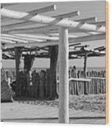 1 Of 55 Reasons To Visit Saint - Tropez Wood Print