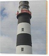 Old Head Lighthouse Wood Print