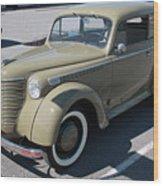 Opel 1947 Wood Print