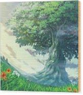 Original Wood Print