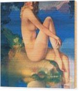 p rarmstrong 088 Rolf Armstrong Wood Print