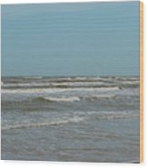 Padre Island National Seashore Wood Print
