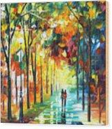 Park Wood Print
