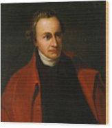 Patrick Henry, American Patriot Wood Print by Science Source