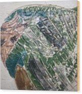 Peak - Tile Wood Print