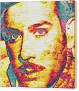 Pedro Infante Wood Print