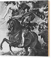 Philip Iv (1605-1665) Wood Print