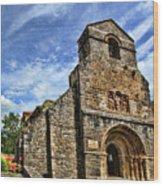 Piasca Iglesia De Santa Maria _img 8461a Wood Print