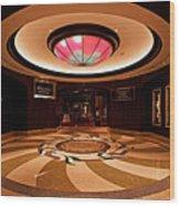 Planet Hollywood Casino Wood Print