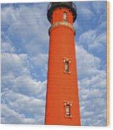 Ponce Lighthouse Wood Print
