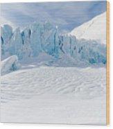Portage Glacier, Alaska Wood Print