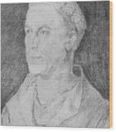 Portrait Of Jakob Fugger  Wood Print