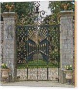 Powerscourt Estate 8 Wood Print