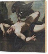 Prometheus  Wood Print