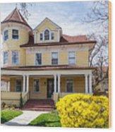 Prospect Park South Historic District Wood Print