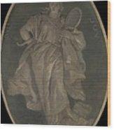 Prudence Wood Print