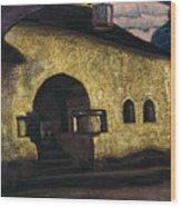 Pskov Wood Print