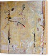 Quiet Tropics Wood Print