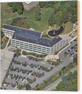 1 Radnor Corporate Center Strafford Pa 19087 Wood Print