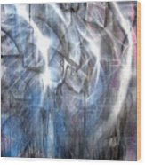 Rain IIi Wood Print