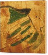 Rapture - Tile Wood Print