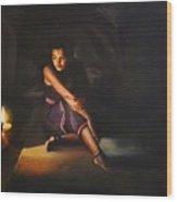 Rasaathi  Wood Print