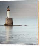 Rattray Head Lighthouse  Wood Print